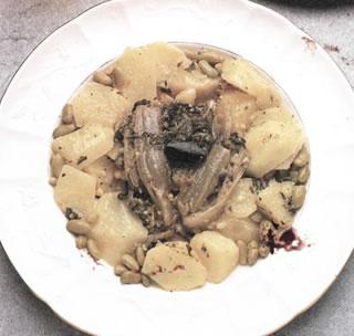 Patatas a la malagueña