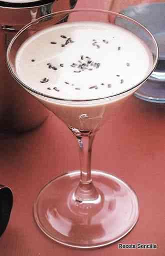 Bárbara cocktail