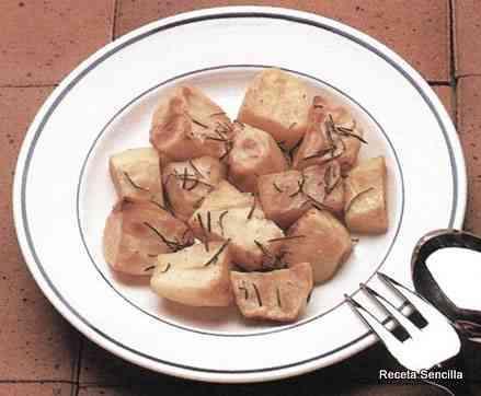 Patatas a la italiana