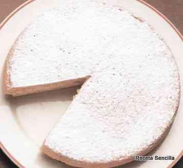 Bizcocho genovesa (receta base)