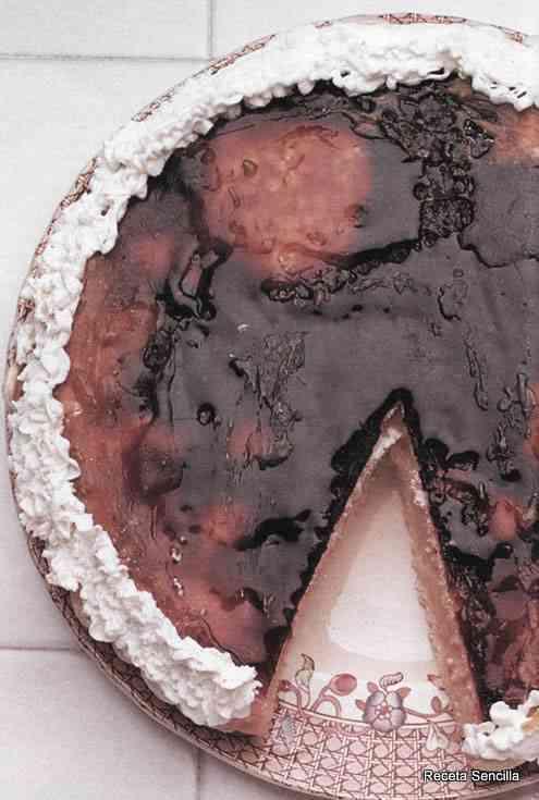 Tarta quemada